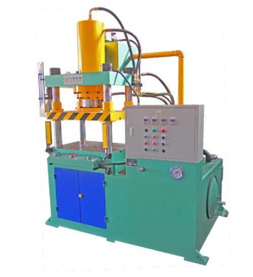 YHA5系列配重块成型油压机