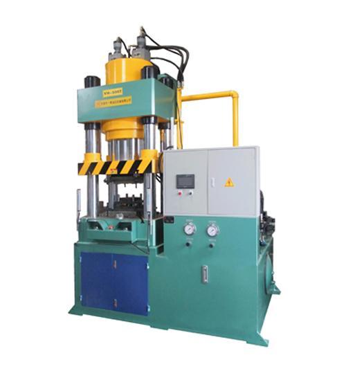 YHA3系列 冷挤压成型油压机