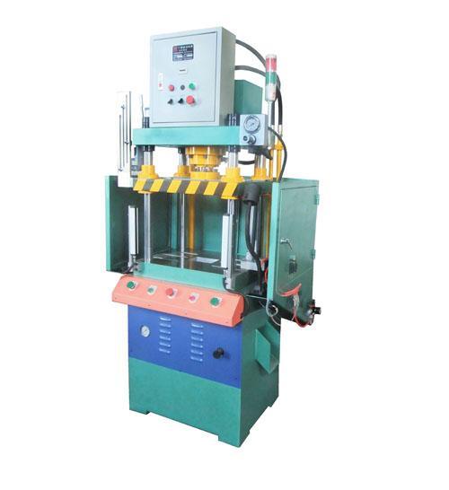 YHA4 系列 四柱单动快速油压机