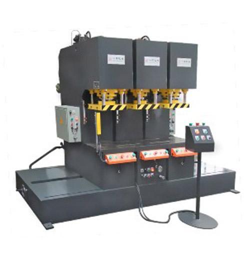 造成油压机液压系统泄漏