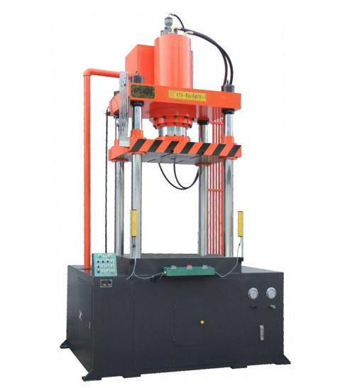 油压机的液压系统漏油的