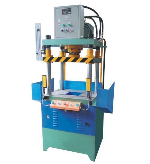 四柱油压机和单臂油压机