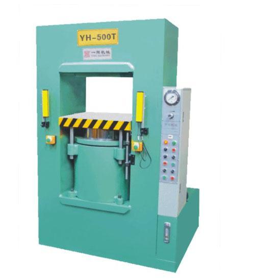 单柱油压机如何节约成本